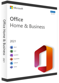 Microsoft Office 2021 Home and Business