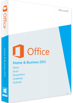 Microsoft Office Home and Business 2013 PKC