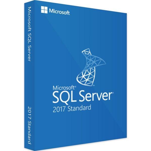 Microsoft SQL Server 2017 Standard ESD Download